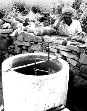 Biogas Plant, Karoli Tara-chand village