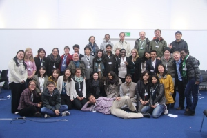 Global Youth Delegation for COP12- Convention of Biological Diversity